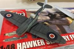 Nick - Hawker Seafury