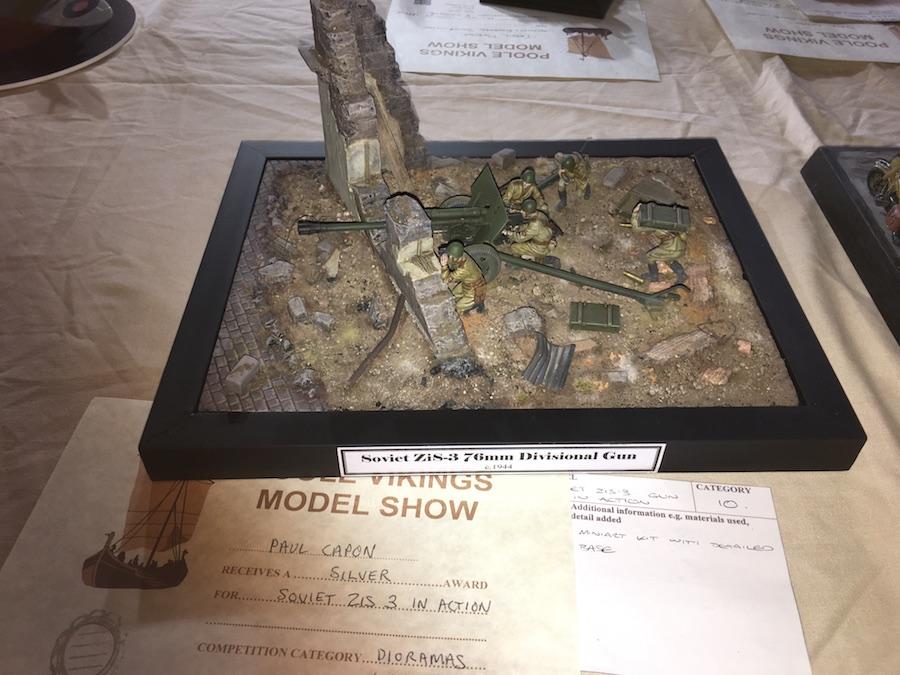 Paul's Silver Winning Model