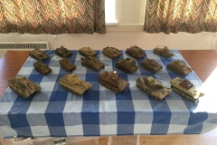 "Mike M - ""German Armour"" display"