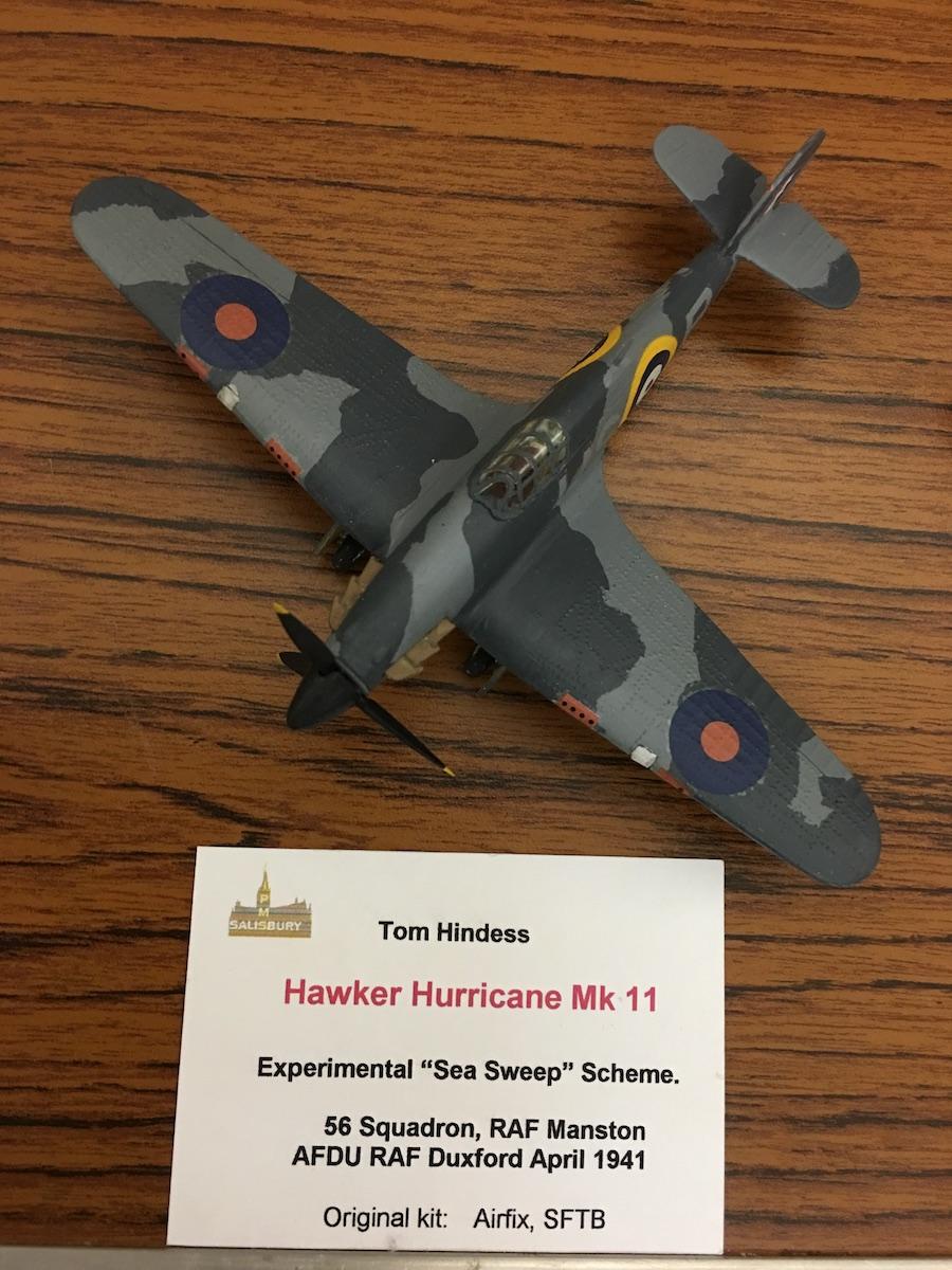 Tony - Hawker Hurricane Mk11
