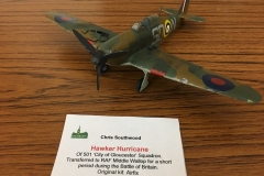 Chris - Hawker Hurricane