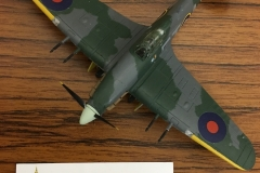 Tom - Hawker Hurricane Mk11c
