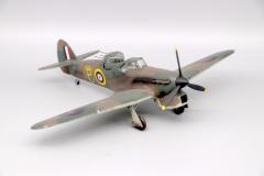 "Hawker Hotspur Prototype ""Gunned"""