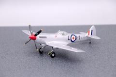 Spitfire LF16, SL727, HL-T, 601 Sqn, RAuxAF, 1953