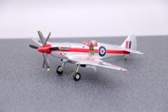 Spitfire F21, 41 Sqn, RAF, 1949