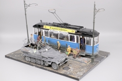 Tram (figures) Halftrack