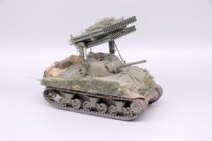 Sherman T34 'Calliope'