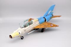 Mikoyan-Gureuich MiG21um Mongul